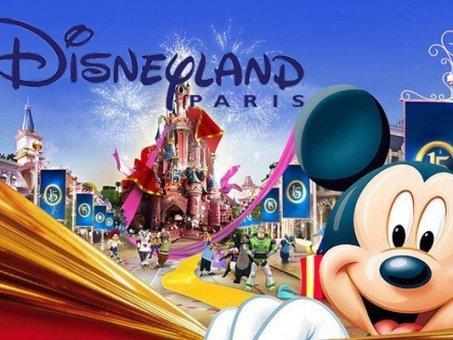 Výhodný Disneyland Paríž v lete aj v zime 2019 !