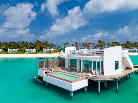 Predstavujeme nový luxusný rezort na Maldivách - LUX* North Male Atoll *****+ !