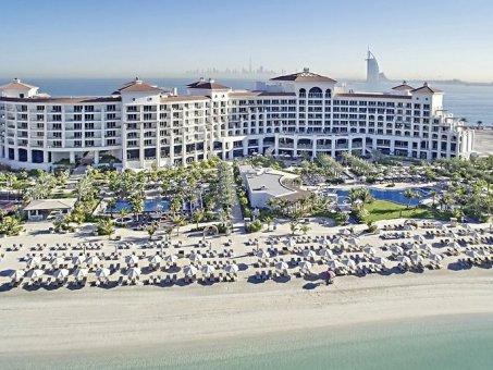 Waldorf Astoria Palm ***** Novinka v Dubaji!